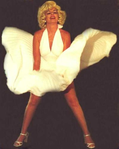 Susan Griffiths As Marilyn Monroe Stage One Promotions